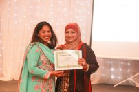 Educator of the month award for December 2015: Safia Rahman