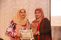 Educator of the month award for February 2016: Hufsa Naadeem
