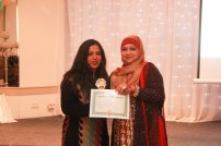 Educator of the month award for March 2016: Taslima Hossain