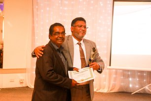 Educator of the month award for April 2016: Mohammad Hussain